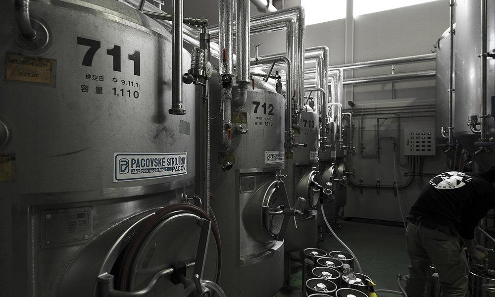 横浜ベイブルーイング戸塚工場の写真